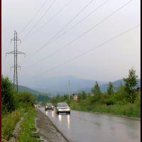 Уральский дождь, Златоуст