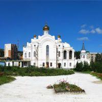 Храмовый комплекс Преподобного Серафима Саровского, Златоуст