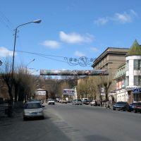 улица  Ленина, Златоуст