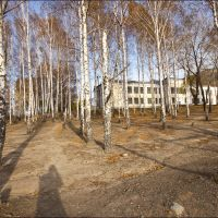 Школа, Карабаш