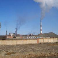 КарабашМедь / Karabash copper smelter, Карабаш