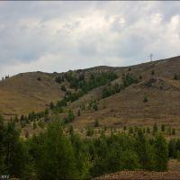 Поклонная гора, Карабаш