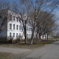 Школа №1, Карталы