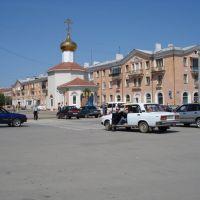 Привокзальная церковь, Карталы