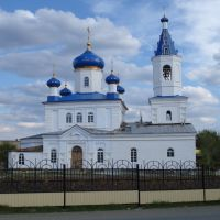 Наша церковь, Карталы