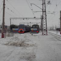 На Челябинск: переменка-постоянка, Карталы