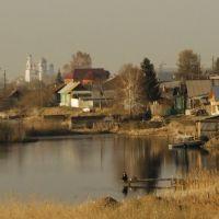 Ural city Castle, Касли