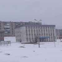 Здания на площади, Катав-Ивановск