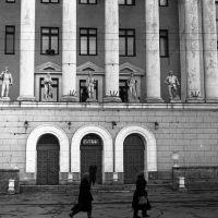 Gornyjj tekhnikum. 1968god., Копейск