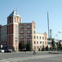 Kopeysk. Здание ГУВД, Копейск