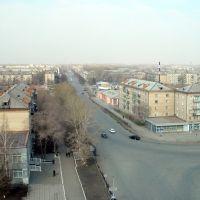 Kopeysk пр. Победы. 2006, Копейск