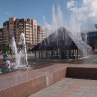 фонтан, Копейск