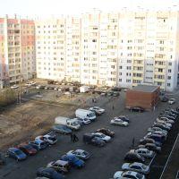 Вид на двор, Копейск