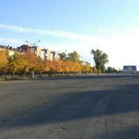 Центр, Площадь, Коркино