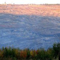 Korkinskie razrezy (Korkino minings), Коркино