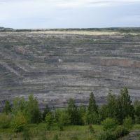 Коркинский угольный разрез. Смотровая площадка., Коркино