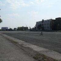 площадь, Коркино