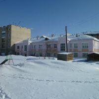 Дворик по ул.Дзержинского, Коркино