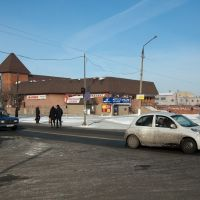 Коркино - Автовокзал, Коркино