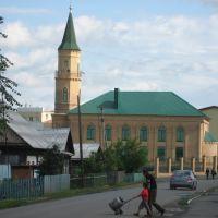Кунашак мечеть / Kunashak mosque, Кунашак