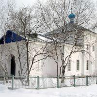 Куса, церковь. 2008 г, Куса