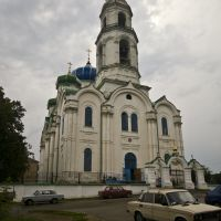 Kyshtym, Cathedral (1857), Aug-2008, Кыштым