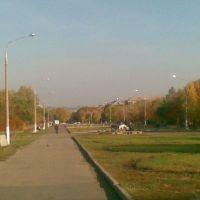 парк 3х поколений, Магнитогорск