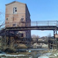 Бывший завод ЖБИ, Магнитогорск