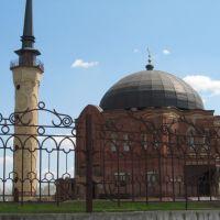 Мечеть Магнитогорск Magnitogorsk mosque, Магнитогорск