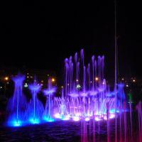 Поющий фонтан, Магнитогорск
