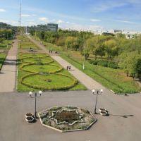 парк 3-х поколений, Магнитогорск