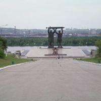 "Монумент ""Тыл Фронта"", Магнитогорск"