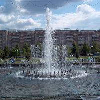 фонтан, Магнитогорск