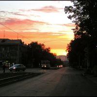 Утром на Комсомольской.. (Morning on Komsomolskaya Street..), Магнитогорск
