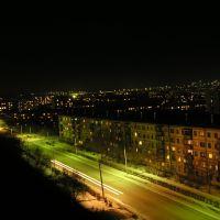 вид с общаги на Советскую Армию)), Магнитогорск