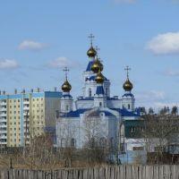 Церковь(Район Комарово), Миасс