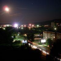 Миасс - город ночью (2008), Миасс