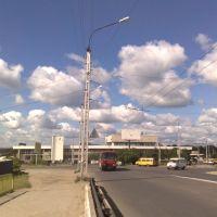 Вокзал (спереди), Миасс