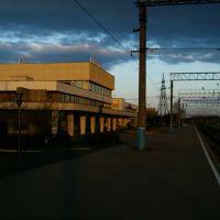 Новый вокзал станции Миасс-1 ЮУЖД, Миасс