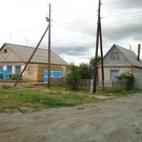 ул. Энтузиастов, Октябрьское