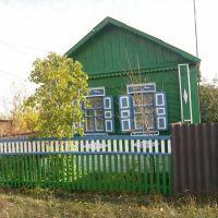 Здесь жил Дед Андрей Сафронюк - Наша малая Родина Октябрь Челябинской области, Октябрьское