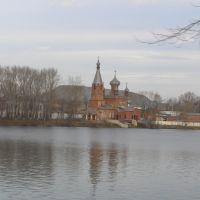 Церковь Святого Николая Чудотворца, Сатка