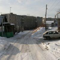 ул. Комсомольская, Сатка
