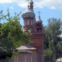 Храм святителя Николая Чудотворца, Сатка