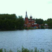 Церковь Николая Чудотворца, Сатка
