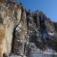 Над пещерой (16анв2011), Сим