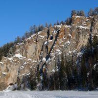 Скалки под зимнем солнцем (16анв2011), Сим