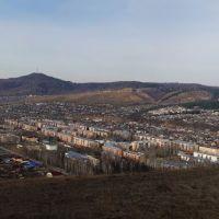 Панорама города Сим, Сим