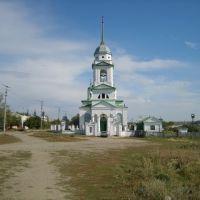 Классический вид на Свято-Троицкий собор, Троицк