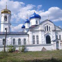 Церковь Александра Невского, Троицк